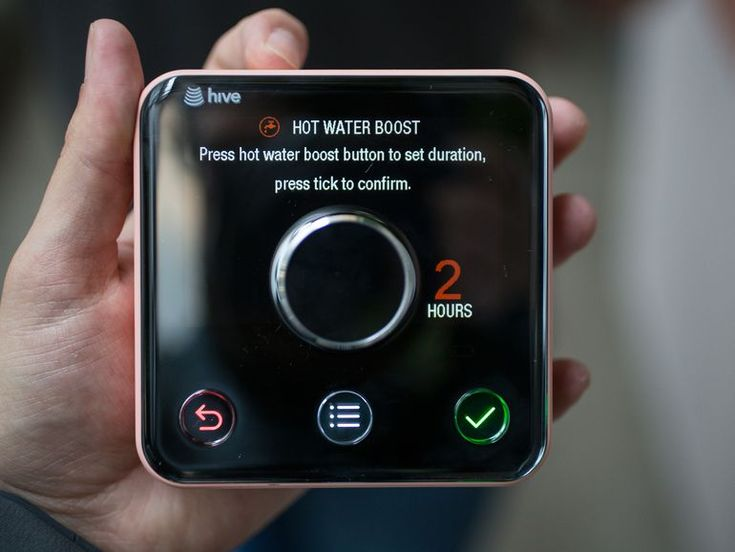 With its mirrored finish and colourful panels, British Gas' new Hive 2 is a very attractive smart thermostat. Its new control features are welcome, too.
