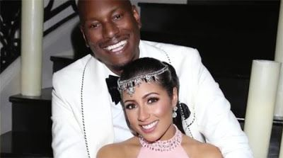 We waited 60 days to have sex - Tyrese Gibson and his wife Samantha Lee reveal