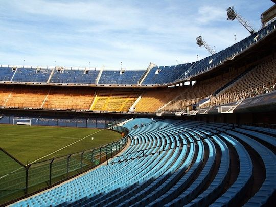 Seeing a Football Match in Buenos Aires http://thingstodo.viator.com/argentina/buenos-aires-football-match/