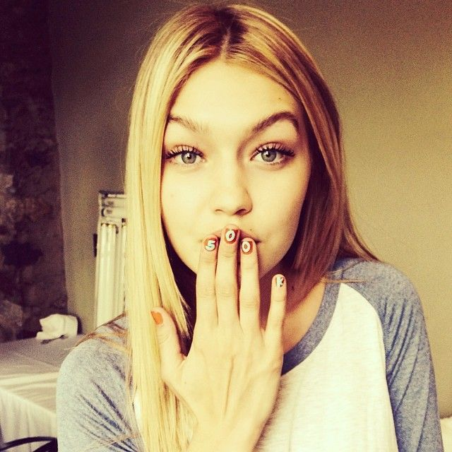 Gigi Hadid Is This Year's fashion Week It Girl