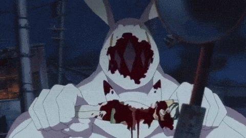 Muerte a los Humanos Anime fer Gif Muerte