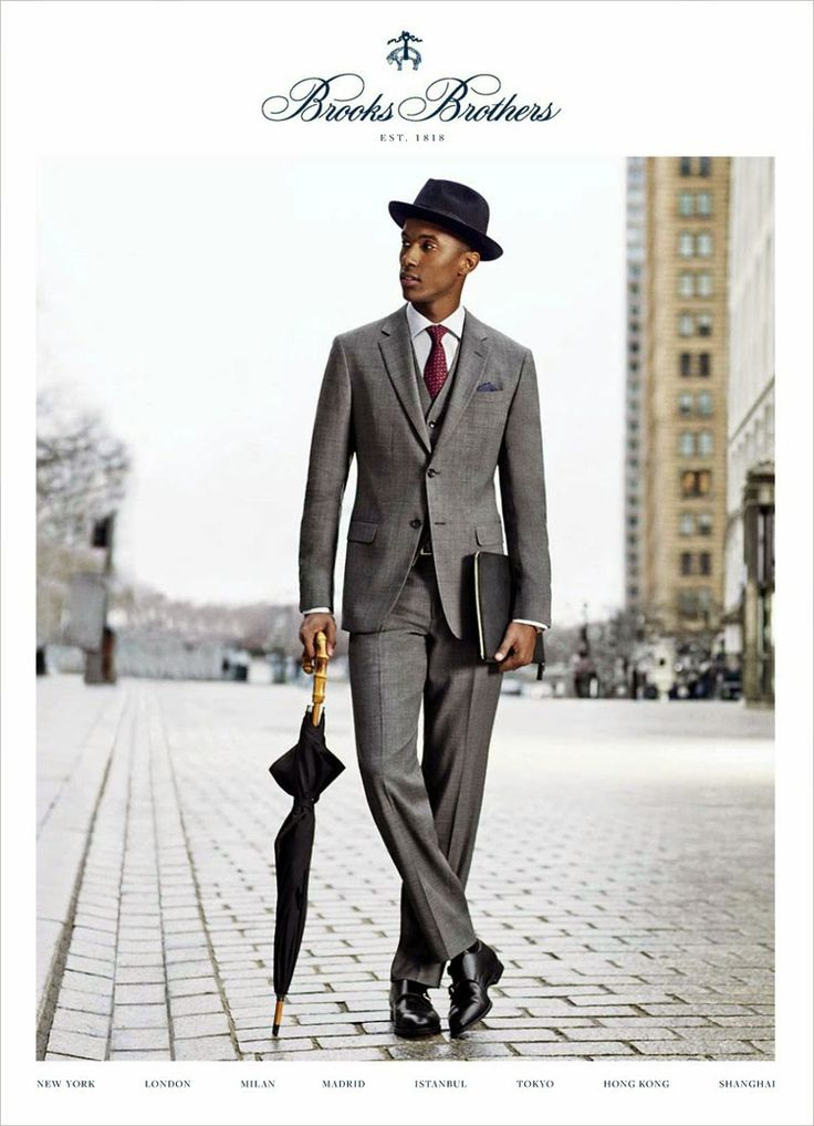 The Essentialist - Fashion Advertising Updated Daily: Brooks Brothers Ad Campaign Fall/Winter 2014/2015