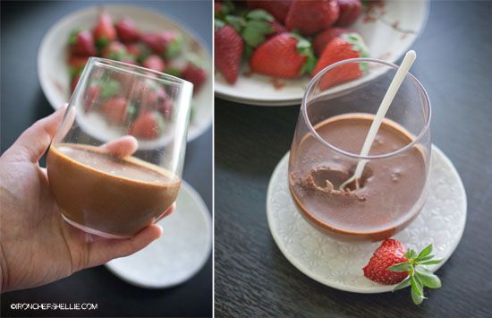 Chocolate Mousse Thermomix
