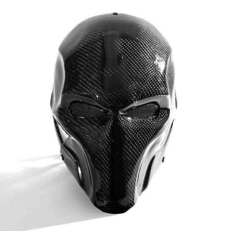 Carbon fiber Cosplay Tactical Helmet Protection Halloween