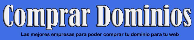 esta es una web que le ayudara a comprar su dominio para su web