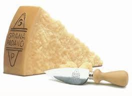Grana padano. Eden najstarejših in najbolj priljubljenih italijanskih sirov.