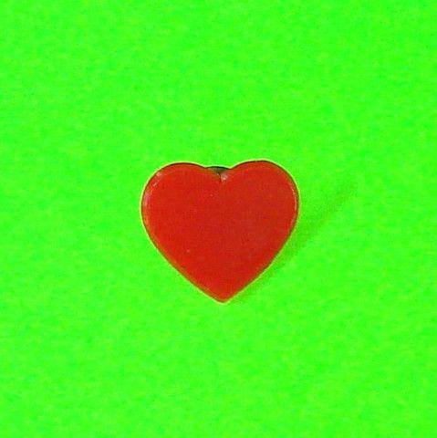 Heart Pin - Mookie Designs Vintage