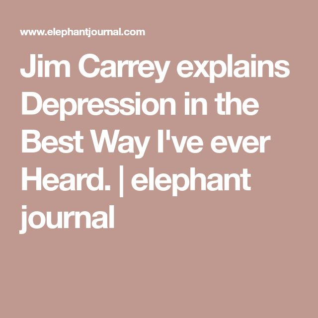 The 25+ best Explaining depression ideas on Pinterest | Depressing ...