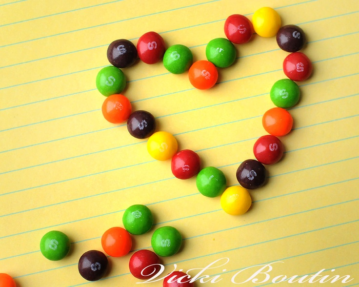 MArch 2nd prompt...Fruit...Skittles...fruity