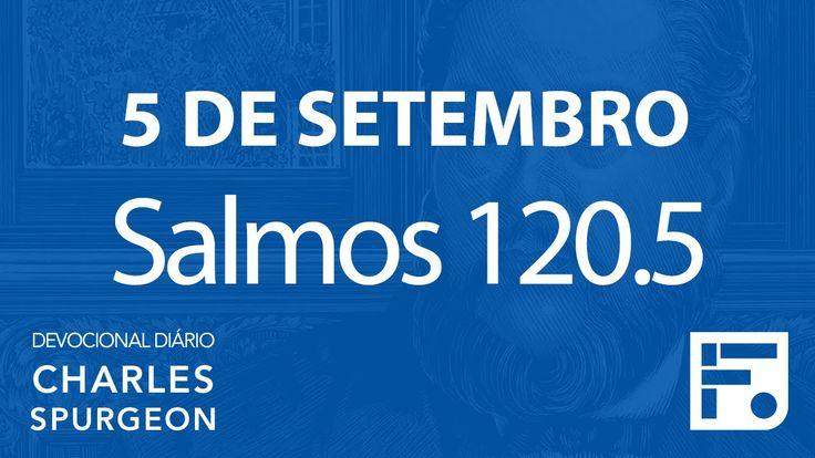 5 de setembro – Devocional Diário CHARLES SPURGEON #249