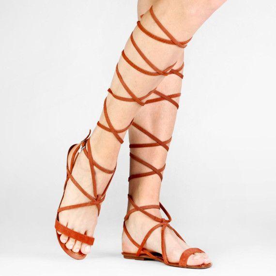 e0880949e Rasteira Dumond Gladiadora Amarração - Feminino | Quero muito gladiador  rasteirinha de amarrar | Sandalia gladiadora, Feminino e Sandalia