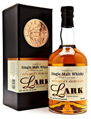 Lark single malt Distiller's Selection 92 proof