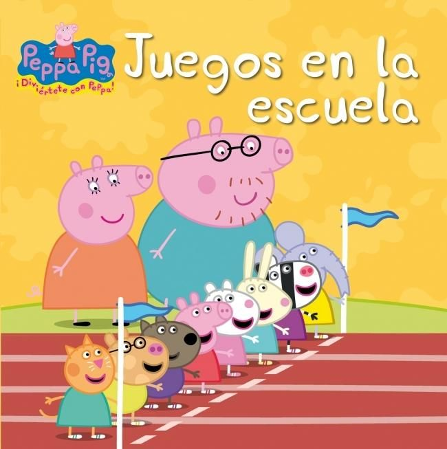 Peppa Pig - Juegos en la escuela