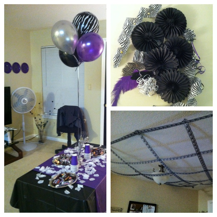 94 best My 25th Birthday party images on Pinterest Shower banners