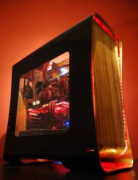 Case Mod Eden shows elegance in a PC build 080 | TweakTown.com (Modded Fractal Design R4)