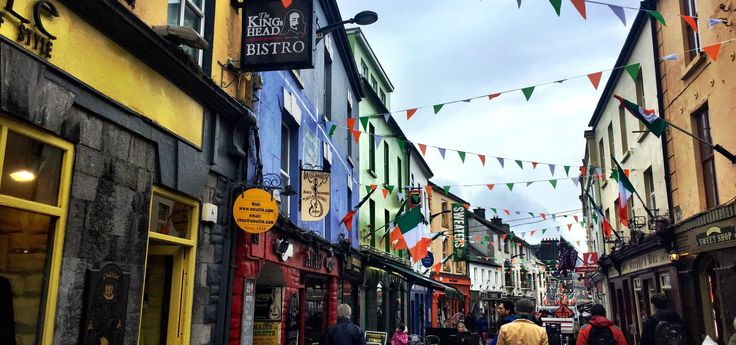 Spend a perfect weekend in Galway, Ireland with this unique plan.