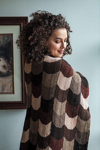 Ravelry: Kitties on My Lap Blanket pattern by Magda Stryk Therrien