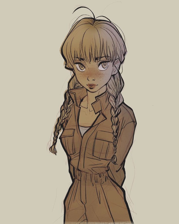 Character Design By 100 Illustrators Pdf : Must see female character design