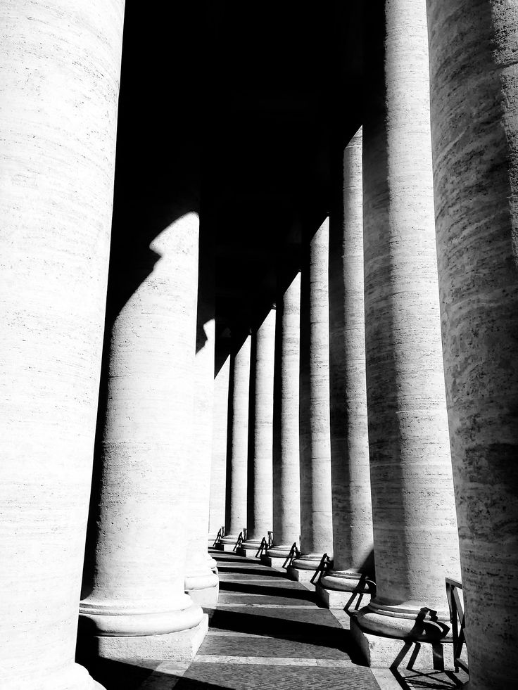 A set of iPhone photos from my last trip to Vatican.