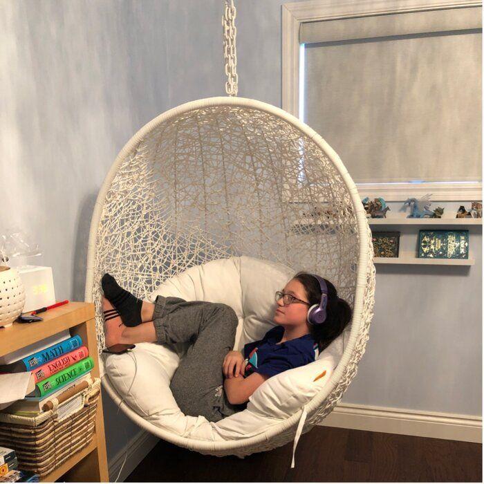 Harrisonville Swing Chair Swinging Chair Cute Room Decor Bedroom Decor