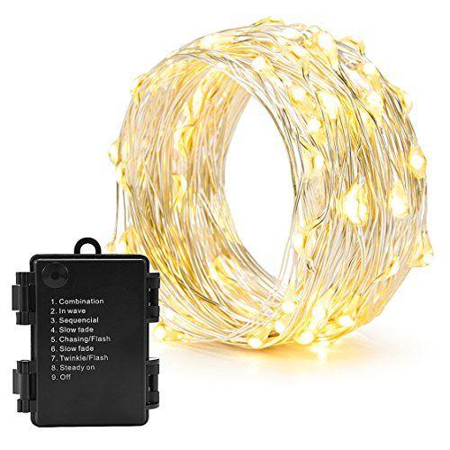 30er LED Draht, Micro Lichterkette Batterie-betrieben Mit... https://www.amazon.de/dp/B01LLCORH2/ref=cm_sw_r_pi_dp_x_.zbSyb0V7Q05B