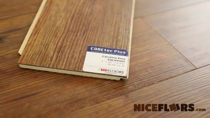50lvp501 Coretec Carolina Pine By Nicefloors Com Coretec