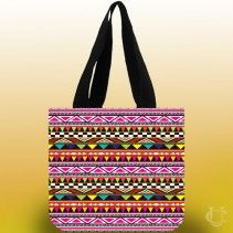 #Aztec #motif #Tote #Bags #bags #adds #more #perfect #and #beautiful #appearanc