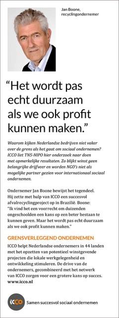 Hoogleraar Jan Jonker inventariseerde nieuwe duurzame businessmodellen waarin het begrip waarde praktisch vertaald wordt in 'delen, ruilen en creëren'. Naast betalen met de euro beginnen ondernemers steeds meer diensten uit te ruilen, met gesloten beurzen.