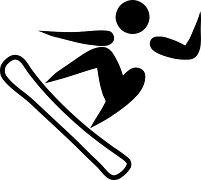 Snowboardista, Sníh, Sportovní, Zimní