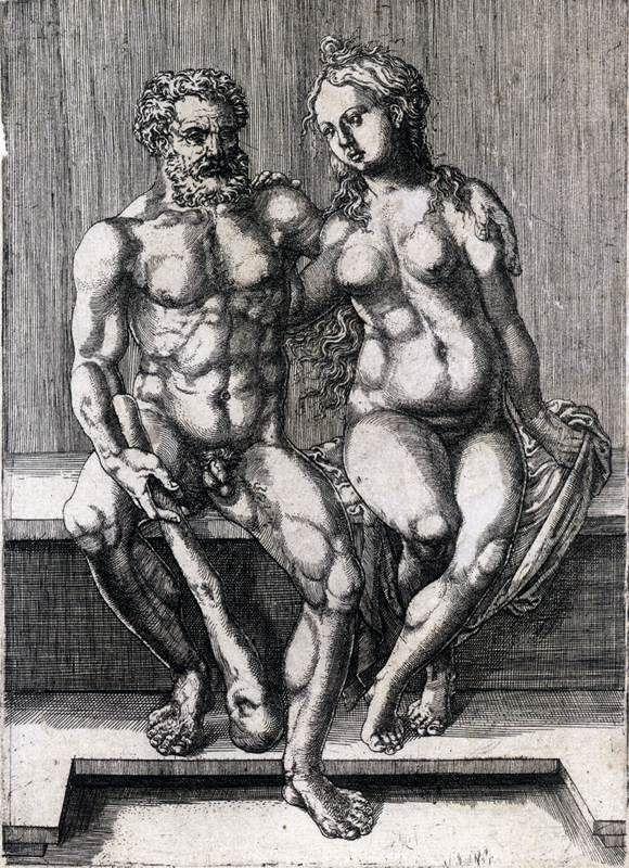Ηρακλής και Δηιάνειρα (1530ς)