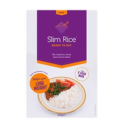 Eat Water Slim Rice