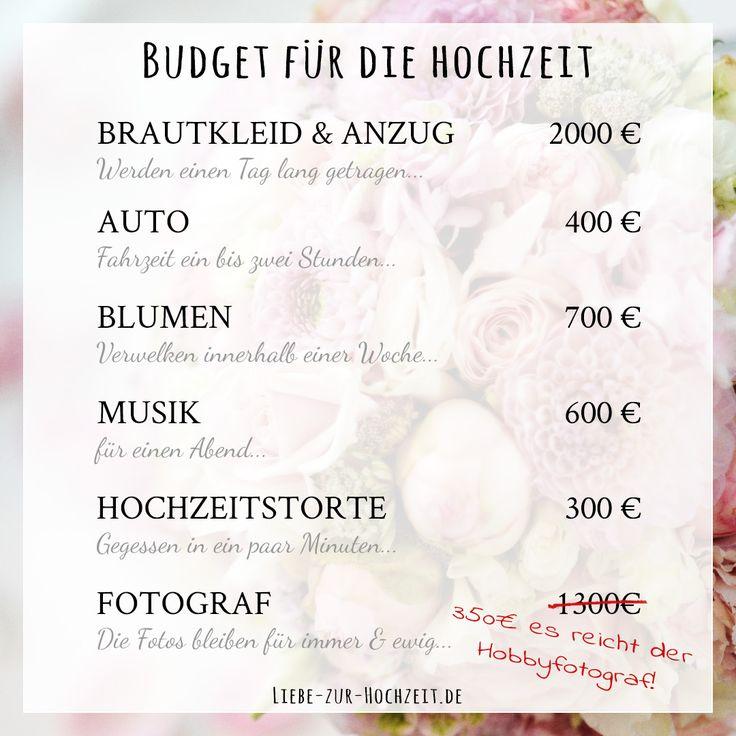 Soooo viel Geld für einen #Fotografen für den Tag der #Hochzeit ausgeben? Oder lieber einen Hobbyfotografen oder einen Verwandten nehmen? Die Fotos bleiben für immer & ewig. Daher unser Tipp: Hier nicht sparen!  Worauf ihr bei der Suche nach einem #Hochzeitsfotograf achten solltet, findet ihr auf http://www.liebe-zur-hochzeit.de/den-hochzeitsfotograf-fuer-die-eigene-hochzeit-finden/