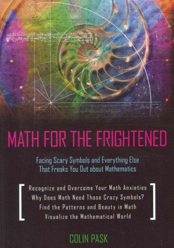 Math For The Frightened Facing Scary Symbols And Everything Else That Freaks You Out About Mathematics Math For The Frightened Baker and Taylor http://www.amazon.com/dp/B00E3H3CME/ref=cm_sw_r_pi_dp_2w8nvb0VGVJYF