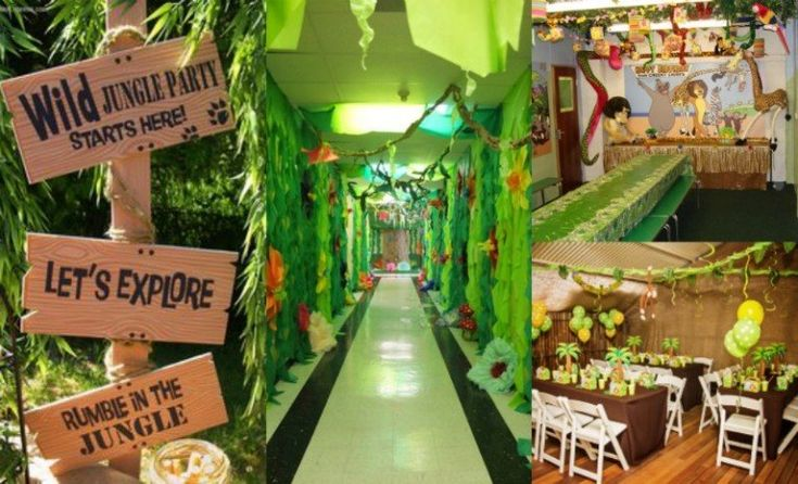 Give Your Li'l One's Birthday Party 'The Jungle Book' Twist!