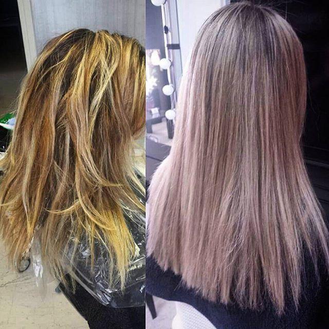 #hairpainting #fibreplex #highlights #Schwartzkopfprofessional