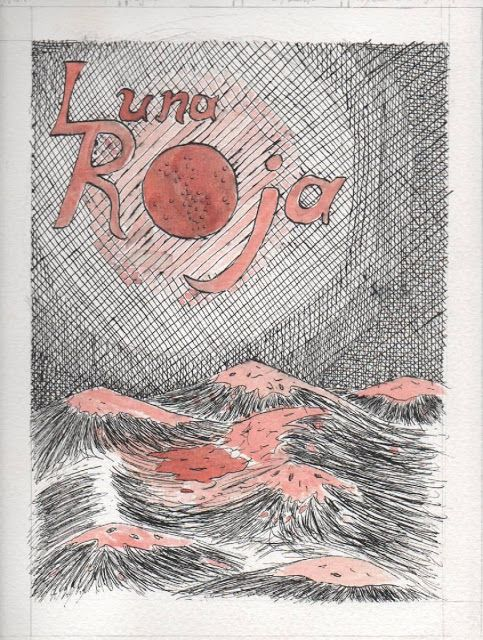 Day´s Comics: Luna Roja capitulo 1