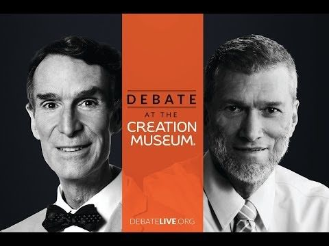 """Watch The Creationism Vs. Evolution Debate: Ken Ham And Bill Nye"" Bill Chappell,  Feb. 4, 2014 (NPR)"