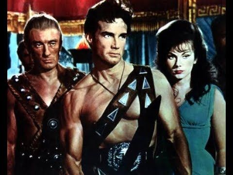 O Filho de Spartacus (1963) Épico Dublagem Clássica com Steve Reevers