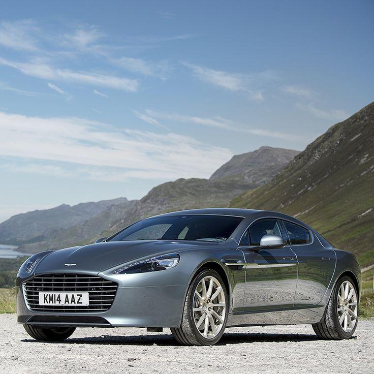 1000 Ideas About Aston Martin Rapide On Pinterest: Aston Martin Rapide S. The World's Most Beautiful 4-door