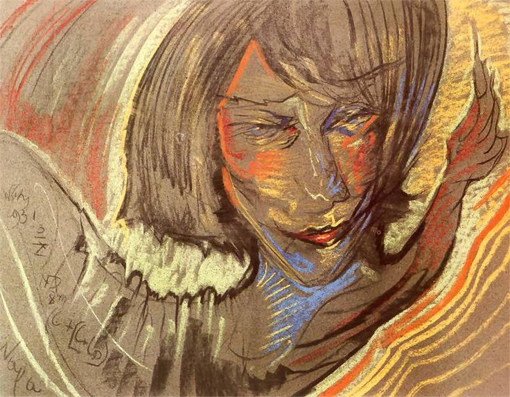 Zofia Jagodowska, 1931