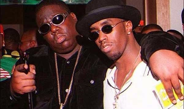 This was the last picture taken of Biggie Smalls with Puff Daddy. Moments  later, Biggie was gunned down and shot four ti…   Puff daddy, Biggie  smalls, Notorious big