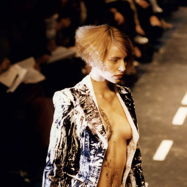 Revisiting the Show That Launched Alexander McQueen's Career - www.thecut.com
