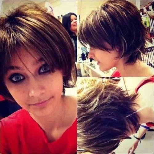 paris jackson haircut | ... Jackson\'s daughter - PHOTO - Paris Jackson new haircut 52 picture