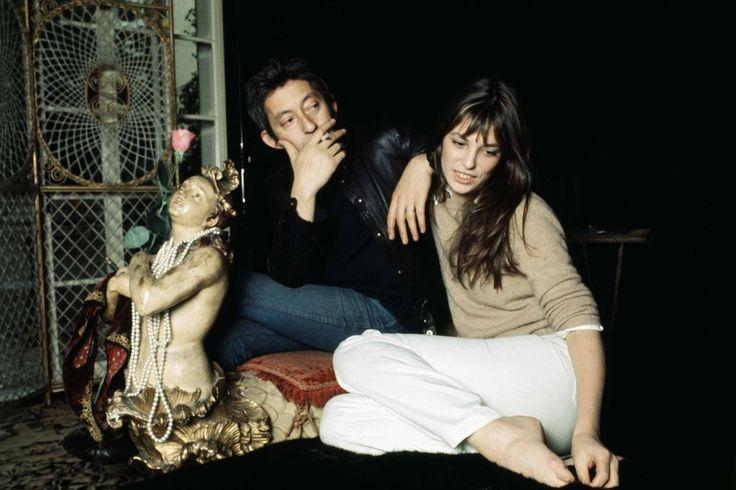 Serge Gainsbourg & Jane Birkin | Lily.fi