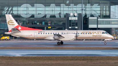 HB-IYI - Etihad Regional - Darwin Airlines SAAB 2000 photo (52 views)