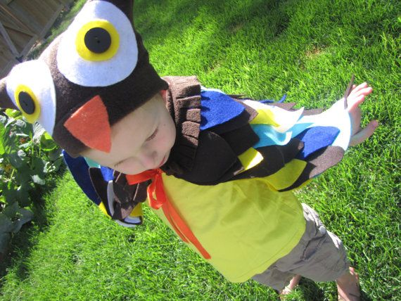 Custom children's owl costume. by OwlOutfitter on Etsy, $45.00