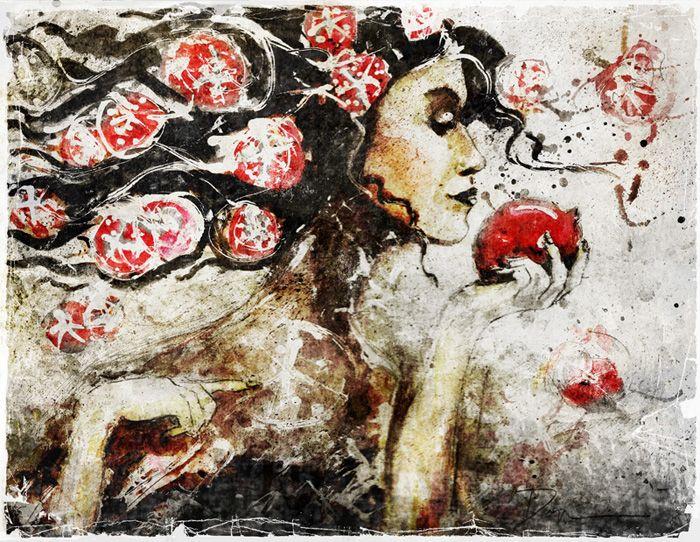 102 Best Pomegranate Love Images On Pinterest Pomegranates