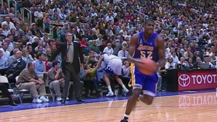 1996 NBA Draft 20th Anniversary: Samaki Walker