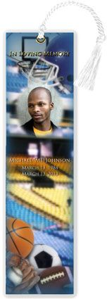 27 best Memorial Bookmarks w/ Prayer Poem or Obituary images on ...