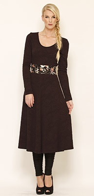 Maiocchi Ready or Not Dress in Black - perfect for travelling!